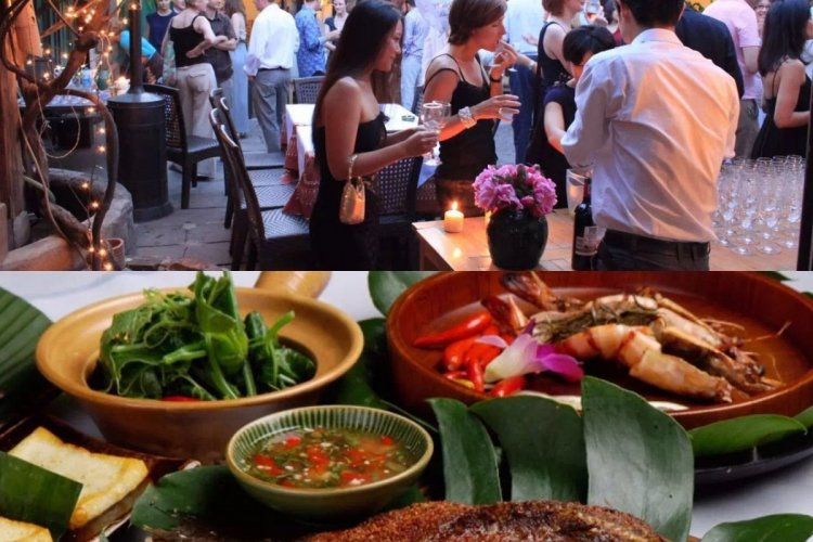 R EAT: Annie's Wine Dinner, Opera Bombana Dine and Wine, The Second Hutong Food Week April 1-9