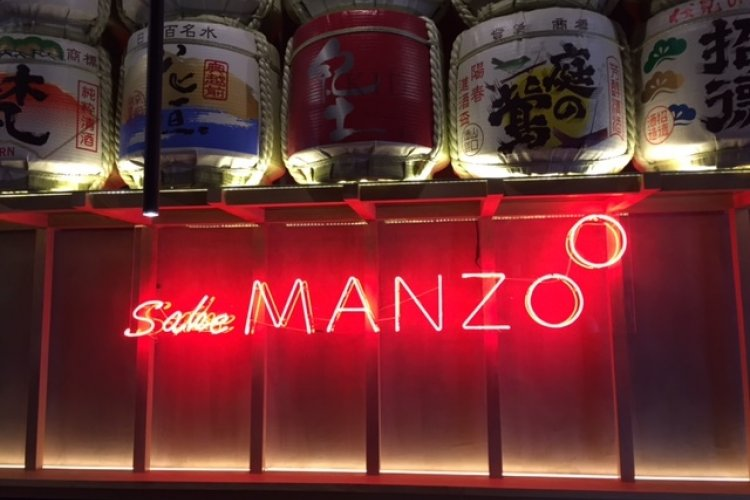 Sushi, Sashimi, and Japanese Cheese Fondue: New Sake Manzo Opens in Tianshuiyuan on December 16