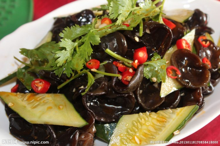 Wokipedia: W is for... Wenchang Chicken, Wood Ear, Wosun, Wotou