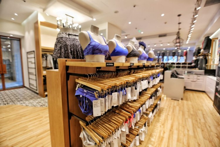 Lululemon: Activewear Brand's First Beijing Store is a Workout for Your Wallet, Too