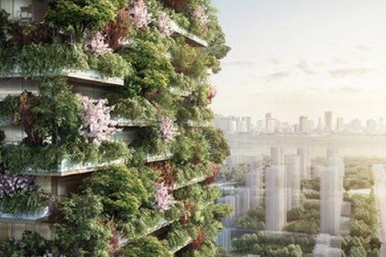 "Are ""Vertical Forests"" the Solution to Beijing's Pollution?"