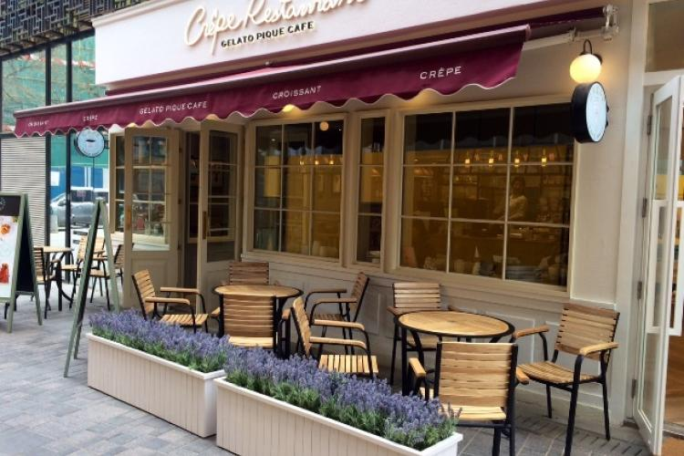 First Glance: Gelato Pique Cafe, Sanlitun