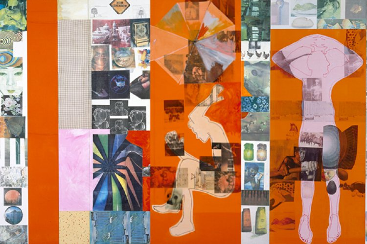 Rauschenberg in China on Display at the UCCA until August 21