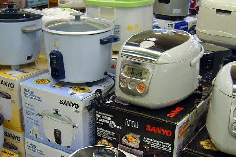R2 Is Your Rice Cooker Poisoning You?