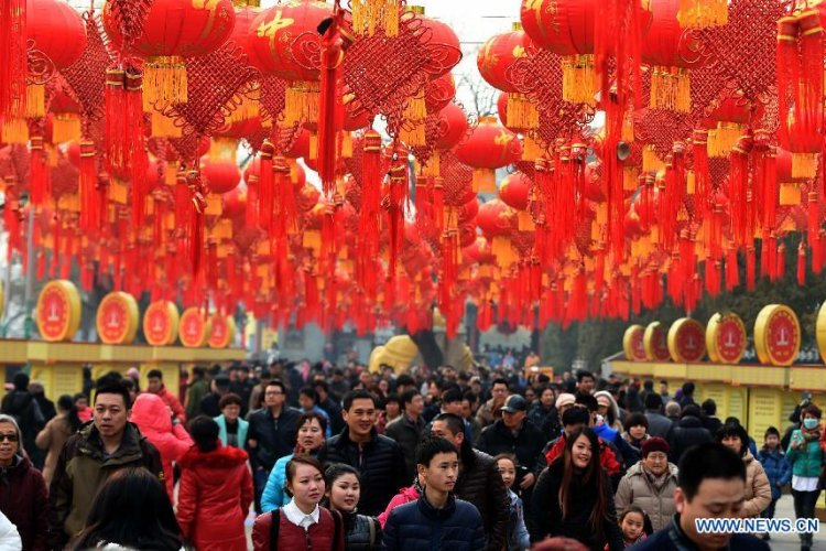 Temple Fairs: The History Behind Spring Festival's Most Crowded Tradition