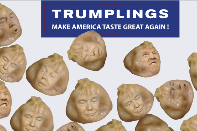 Trumplings: You Have Got to See These Dumplings
