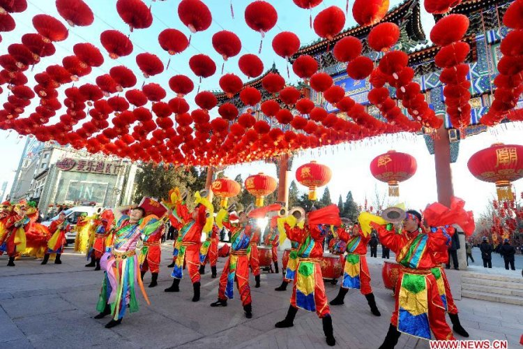 Temple Fairs: A Beijing Spring Festival Survival Guide