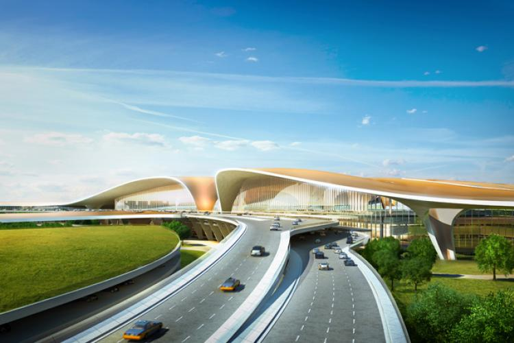 Understanding Beijing's 'Weird' New Airport Design