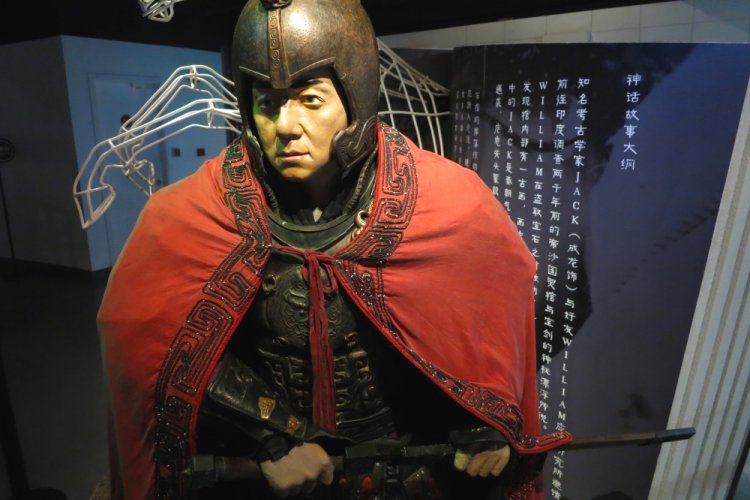 "Gallery Exhibition: ""The Jackie Chan Film Museum"" in Shanghai"