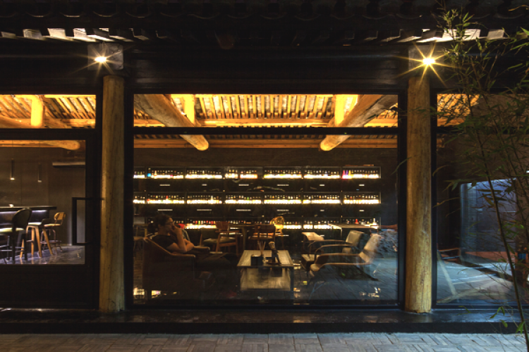 C2H6O: Beijing's Chicest Beer Museum and Bar is Filled With 700 Beers and Sits Next to TRB