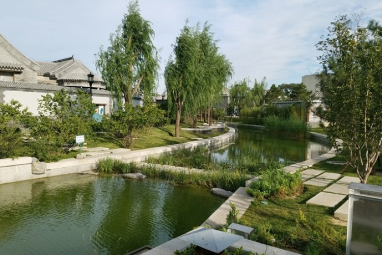 A Stroll Along Beijing's Restored Canal System and the Ongoing Plan to Revive its Ancient Waterways