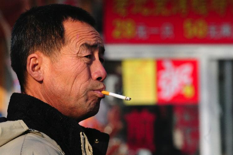 Beijing Will Try to Ban Smoking This Week – Again
