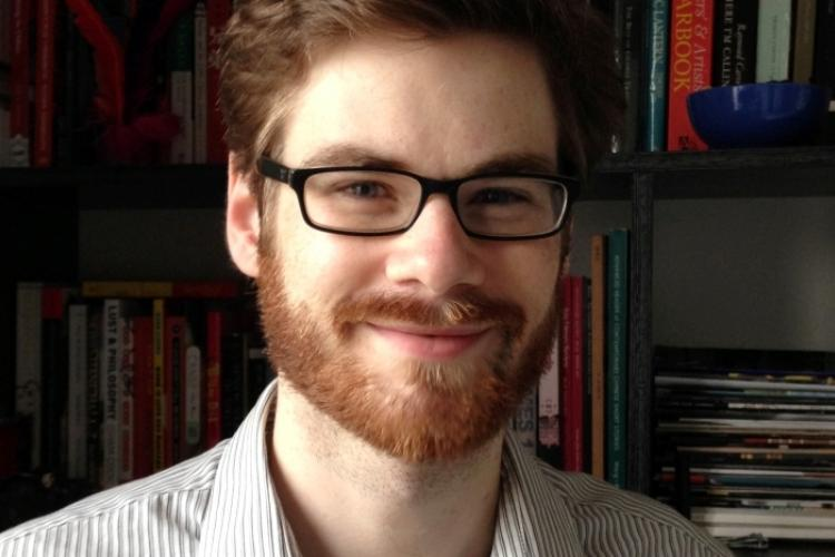 Bookshelf: Alec Ash, Editor of The Anthill
