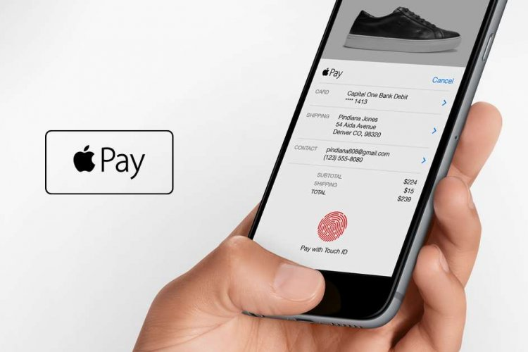 Apple Pay Launches Its Largest, Weirdest Promotion in China