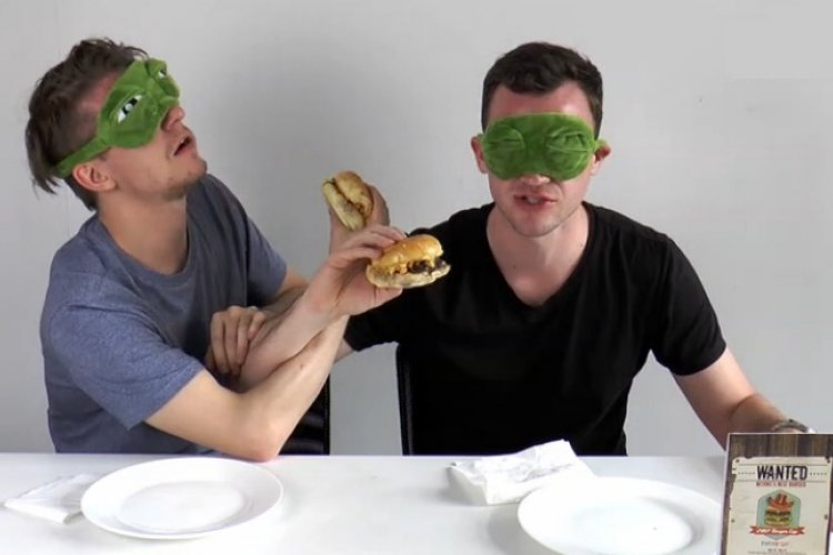 Blind Burger Challenge: Beijing Expats Try to Guess Local Burgers Ahead of Burger Festival, May 20-21