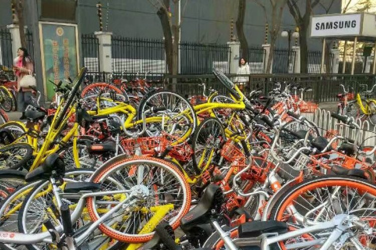 Beijing to Take Action on Bike-Sharing Chaos With New Regulations