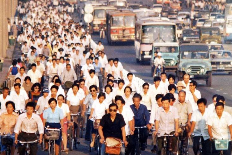 Beijing to Become More Bike Friendly in Dutch-Chinese Collaboration