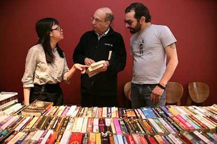 Beijing Book Swap Celebrates 8th Anniversary Saturday