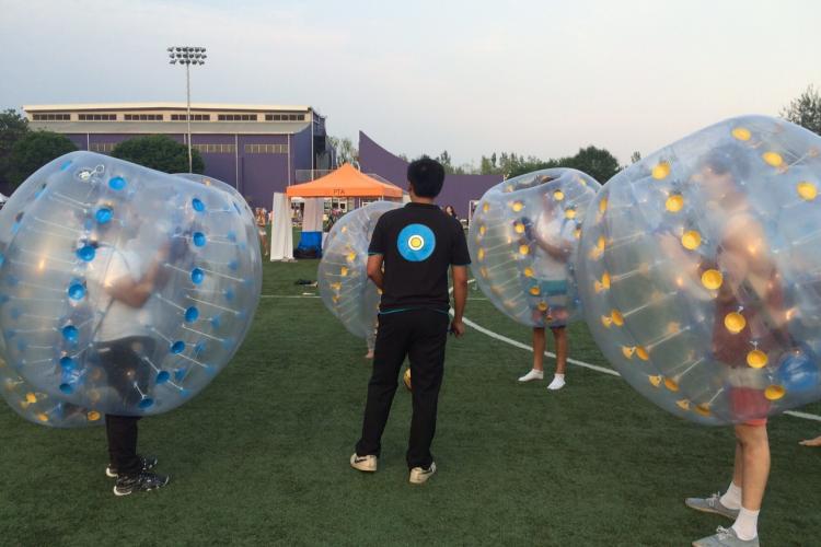 Patrick's Picks: Bubble Party, Beijing Dance Festival, Hoochie Coochie Gentlemen, DJ Sayer, The Birds