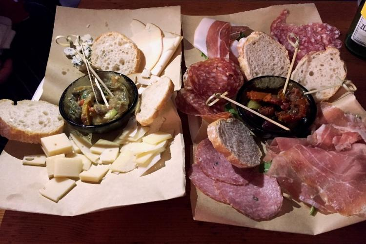 Cartoccio Brings Italian Bar Food to Popular Fangjia Bottle Bar El Nido