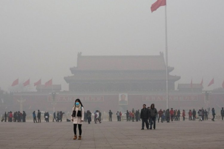 Cash Rewards to Protect Beijing's Environment are Just 1/10th the Prize for Catching Foreign Spies