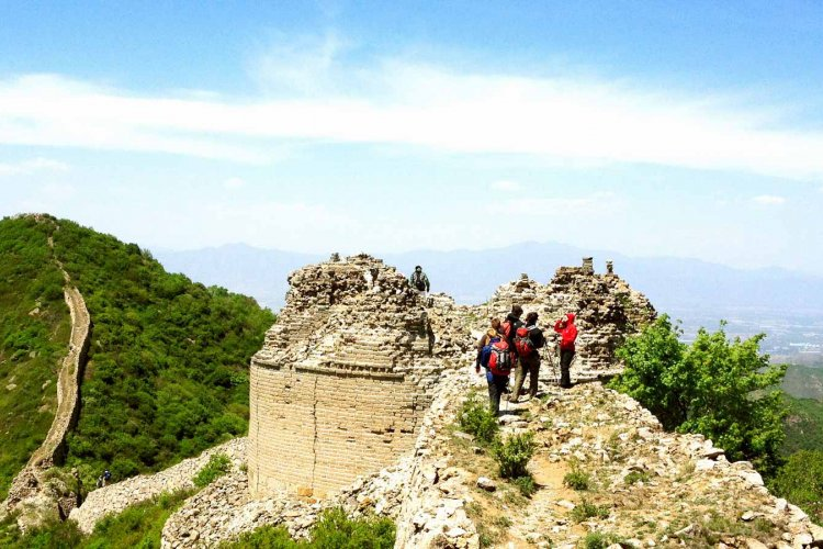 Win the Chance to Get Fit on the Great Wall This Autumn With Beijing Hiker's Hiking Festival, Sep 9