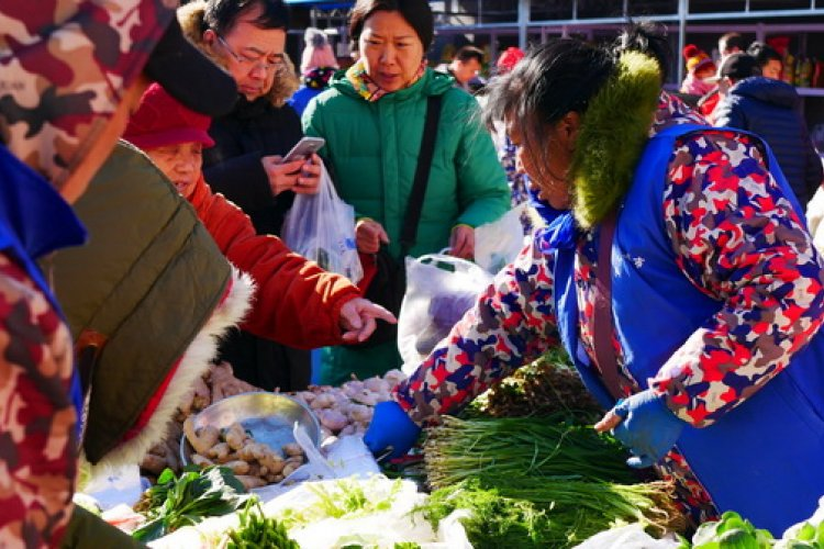 A Stroll Through the Delightfully Local Chaowai Morning Market