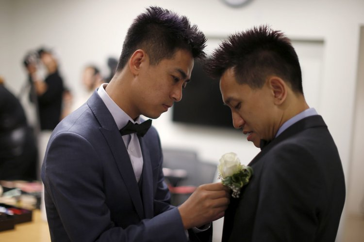 This Beijing Startup Connects China's LGBT Community for Marriages of Convenience