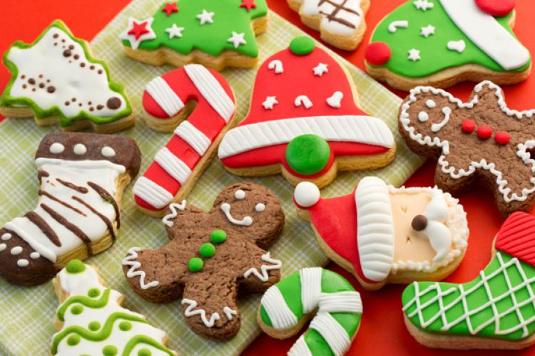 Give Taobao A Rest And Offer These Cute Christmas Cookies As Gifts