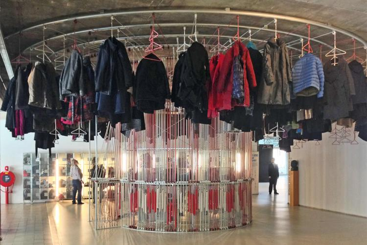 Extra Baggage: What to Do with Your Coat While Traveling