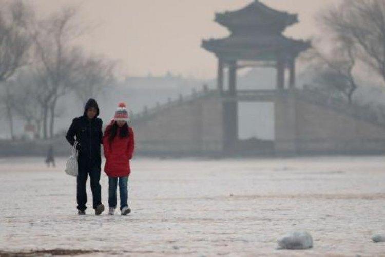 Brrrrr: Beijing Braces For Coldest Winter Since 2012