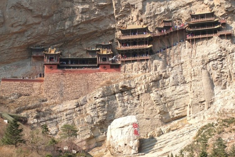 Datong: A Historical City in Flux Worthy of a Weekender