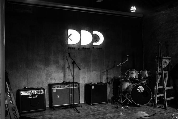 New Dongcheng Live Music Venue and Space DDC Opening Party Friday, July 25