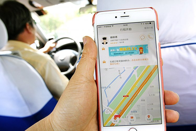 Proposed Regulations Threaten Didi, Uber, Other Car-Hailing Services in Beijing