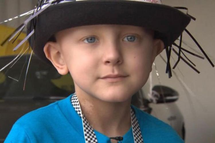 China Dream Achieved, 8-year-old American Dorian Murray Succumbs to Cancer