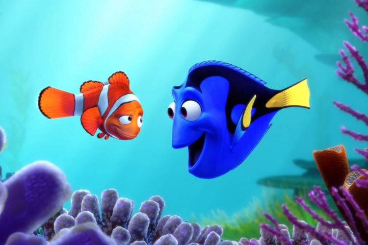 Take a Dip and Cool Down in the Cinema This Weekend With 'Finding Dory'