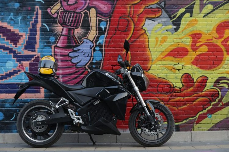 Beijing-Based Evoke E-Motorbikes Making China's Transportation Green and Fast