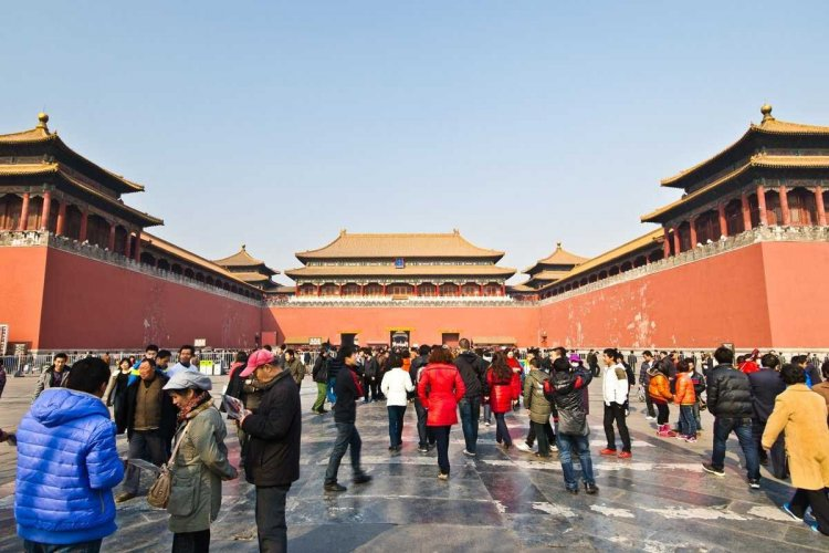 Back to the Future: Wi-Fi to Become Available at the Forbidden City