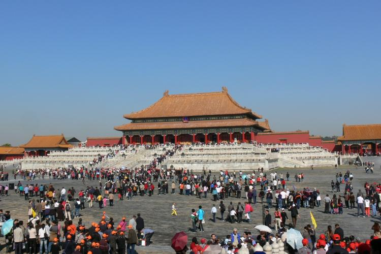 Beijing's Forbidden City to Be Forbidden to Visitors Aug 22-Sep 3