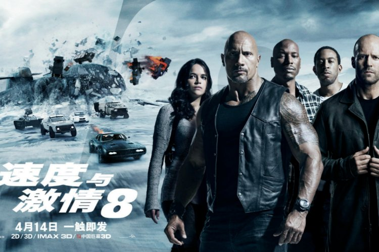 China Box Office: 'Furious 8' Paves New Roads in China