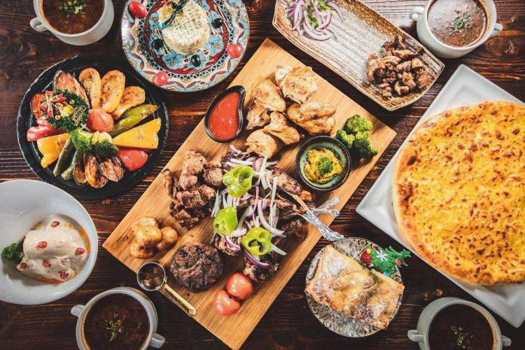 Georgia's Feast 5 Year Anniversary Deals!