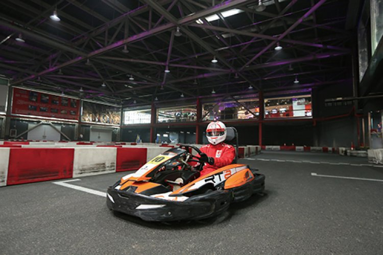 Fast and Furious: Speed Demons, Look No Further than Go-Karting at Red1Karting
