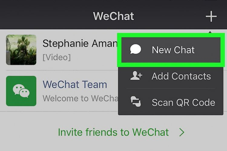WeChat How To: Grouping Contacts for Privacy | the Beijinger
