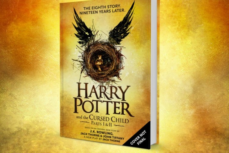 Potterheads: Where to Get Your Hands on 'Harry Potter and the Cursed Child' in Beijing by Jul 31