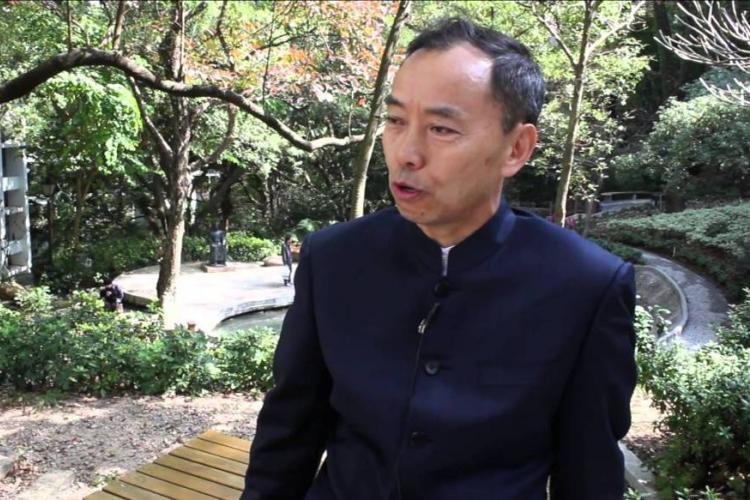 "He Jiahong: China's ""John Grisham"" Lays Down the Law"