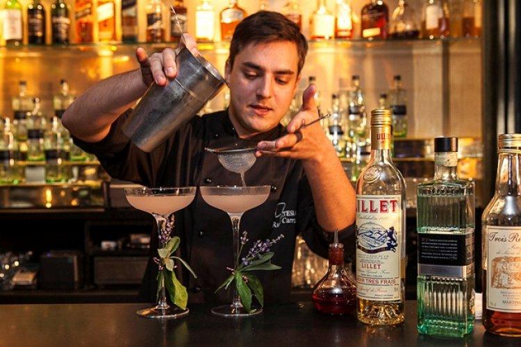 "Booze News: The Irish Volunteer Returns, ""World's 50 Best Bar"" Mixologist at Bulgari, 50/50's New Menu"
