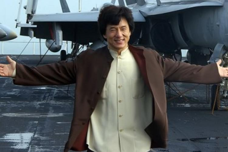 Casting Call for Jackie Chan's Newest Film Skiptrace