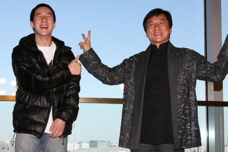 Journalist Present at 2 Kolegas Bust Gives Report, Jackie Chan's Son Arrested for Drug Possession