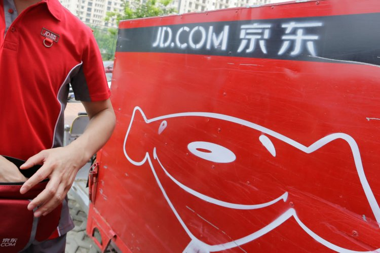 JD.com Launches Express Delivery Service With WeChat Mini-Program