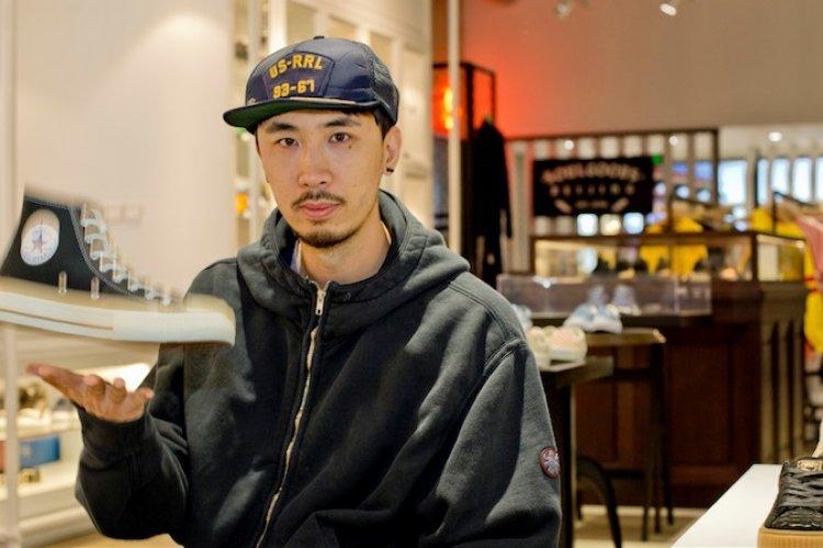 Mastermind: Ji Ming, Soulgoods Sneaker Shop